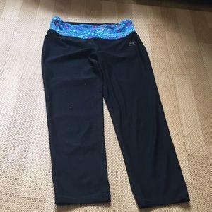 rbx black capris good condition
